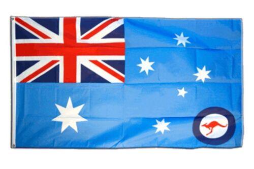 Fahne Australien Royal Australian Air Force Flagge australische Hissflagge 90x15