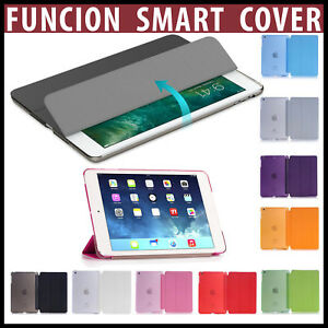 Funda-Smart-Cover-para-iPad-Mini-1-2-3-4-Nuevo-iPad-2018-9-7-034-iPad-PRO-10-5-034