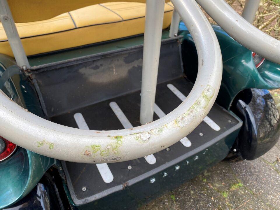 Golfvogn, Garia
