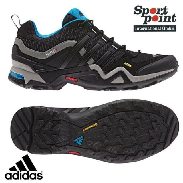 adidas Terrex fast X W Trekkingschuhe Damen schwarz 38 günstig ...
