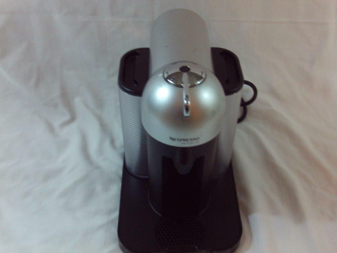 NESPRESSO Single SOLO Cup Gourmet COFFEE MAKER Brewer GCA1