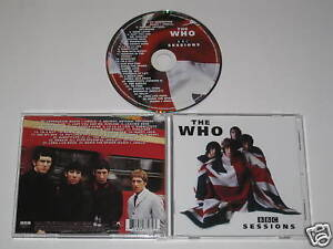 The-Who-BBC-Sessions-Polydor-547-727-2-CD-Album