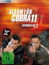 2 DVDs * ALARM FÜR COBRA 11 - STAFFEL 8 # NEU OVP §
