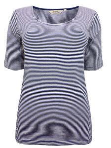 Seasalt-Blue-Narrows-Marine-Short-Sleeve-Organic-Cotton-Top-T-Shirt-8-20-NEW