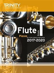 Trinity College London Flute Exam Pieces Grade 1 20172020 Score amp Part - <span itemprop=availableAtOrFrom>Newark, United Kingdom</span> - Returns accepted Most purchases from business sellers are protected by the Consumer Contract Regulations 2013 which give you the right to cancel the purchase within 14 days after the day y - Newark, United Kingdom