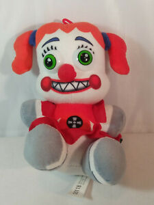 Five-Nights-at-Freddy-039-s-Sister-Location-Circus-Baby-Clown-Plush-6-034-Stuffed-Plush