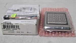 Bosch-Security-D8229-Access-Pin-Keypad-Stainless-Steel-Wiegand-Security-NEW