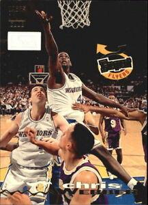 1993-94 Stadium Club First Day Issue #352 FF Chris WEBBER eGOmNc5U-09171556-120085319