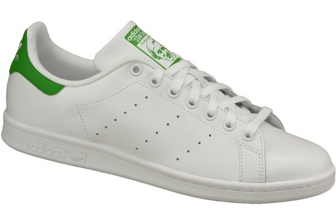 Adidas Stan Smith m20324 Chaussures Hommes paniers Chaussures De Sport Blanc 2018