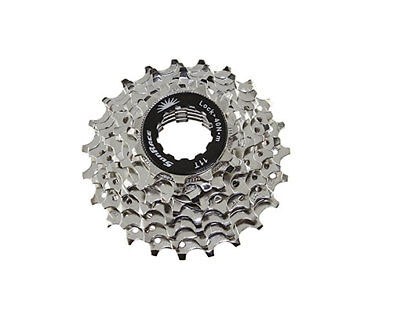 New Bicycle Bike 8 Speed Cassette 11/23t Index Sr-86 Nickel Sun Race Mtb Fixie Elegant And Sturdy Package Sporting Goods
