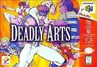 Deadly Arts (Nintendo 64, 1998)