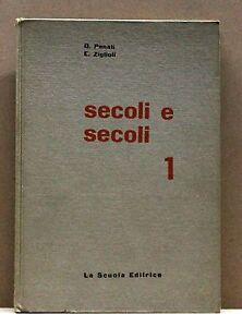 SECOLI-E-SECOLI-1-G-Penati-E-Ziglioli-libro-la-scuola-editrice