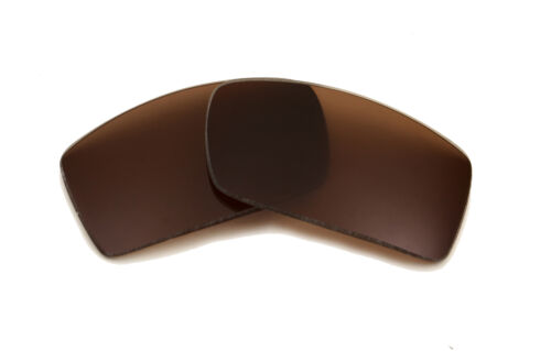 Polarized Replacement Lenses for SPY OPTICS Hielo Sunglasses Anti-Scratch Brown