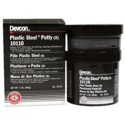 10110 Devcon Plastic Steel Epoxy Putty 1lb