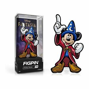 Figpin-Disney-Fantasia-Mickey-Mouse-Sorcerer-Collectible-Pin-236-NEW