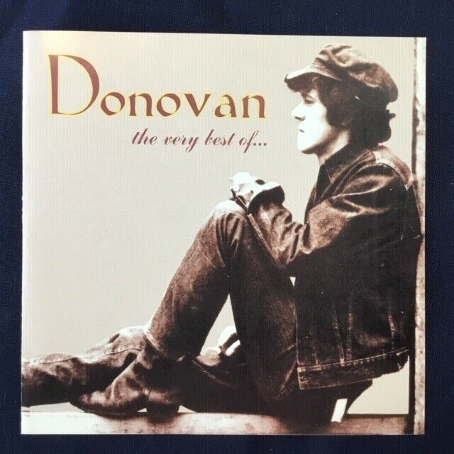 DONOVAN - VERY BEST OF - CD ALBUM our ref 1669