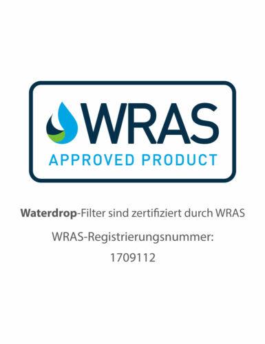 1 Waterdrop Externe Kühlschrank Filter Kompatibel für Daewoo DD-7098 Neff