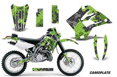 Dirt Bike Decal Graphic Kit Sticker Wrap For Yamaha PW80 PW 80 96-06 CAMOPLATE U