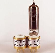 1 × 6AQ5 To 6P1 Vacuum Tube Amplifier Convert Socket Adapter