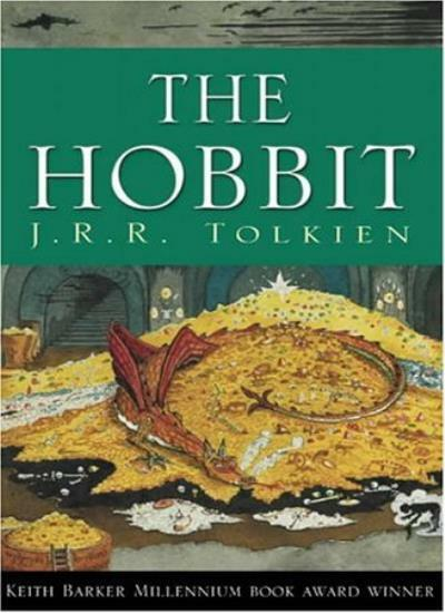 The Hobbit,J. R. R. Tolkien- 9780007115440
