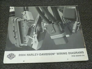 Details about 2004 Harley Davidson Electra Glide Road King Electrical on