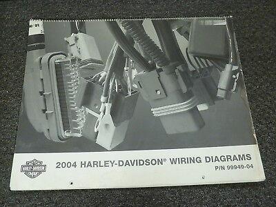 2004 Harley Davidson Electra Glide Road King Electrical ...