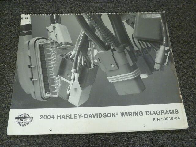 2004 Harley Davidson Electra Glide Road King Electrical