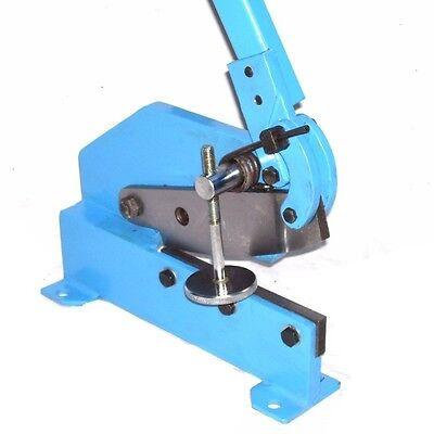 55521 Multi Purpose Hand Lever Shear Metal Cutter 200mm Heavy Duty HS8