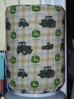 John Deere Tractor Farming 5 Gallon Water Cooler Bottle Cover Kitchen Decoration