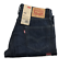 NEW-DISCONTINUED-MEN-LEVIS-504-REGULAR-STRAIGHT-JEANS-PANTS-BLACK-BLUE-GRAY thumbnail 2