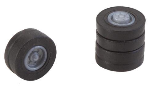 N 4 Reifen und Felgen für N-LKW Faller Car System 163110 Neu