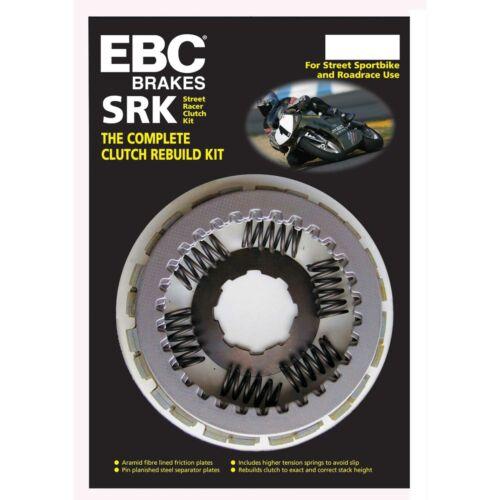 EBC Complete SRK Clutch Kit For Kawasaki 2002 ZX9R F1