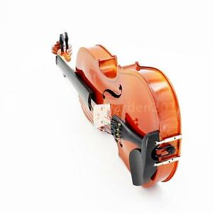 1/8 Size Violin Fiddle with Arbor Bow for Kids 3-6 E0O0