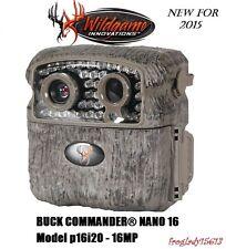WILDGAME INNOVATIONS BUCK COMMANDER NANO 16 -16MP Infrared Game Camera -#p16i20