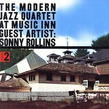Modern Jazz Quartet at the Music Inn, Vol. 2 by The Modern Jazz Quartet (CD, Aug-2006, Collectables)
