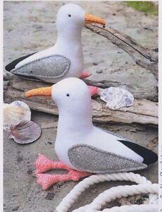 PATTERN-Gary-amp-Glen-cute-seagull-softie-toy-PATTERN-RicRac