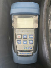 Exfo Pon Power Meter Ppm 350c