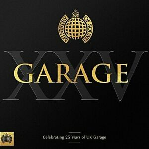 Garage-XXV-Ministry-Of-Sound