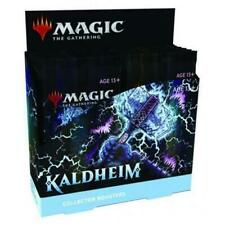 1x Kaldheim Collector Booster Box (12 Packs) Brand New MTG MTG Booster Boxes