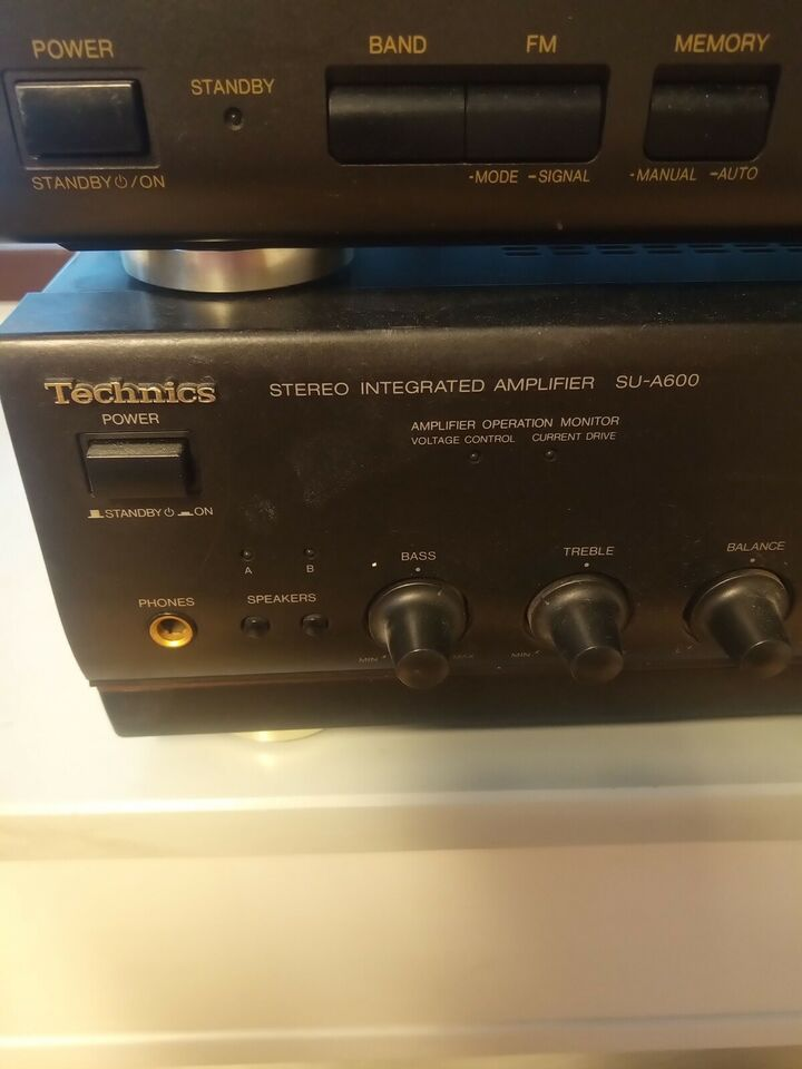 Stereoanlæg , Technics, Rimelig