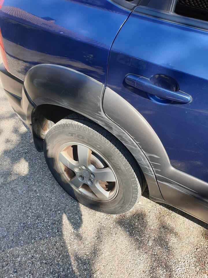 Hyundai, Tucson, 2,0 CRDi GLX aut. 4WD Van