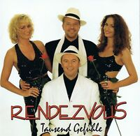 Rendezvous - Tausend Gefühle - CD NEU Roulette D'Amour