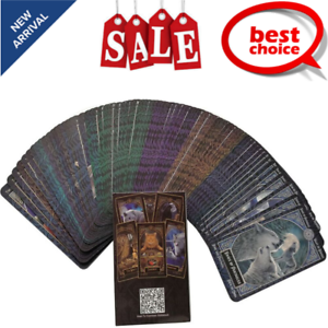 78-Tarot-Card-Deck-Tarot-Familiars-Board-Game-Deck-Divination-Playing-Board-Game