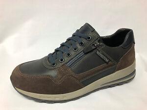 Sneakers Scarpe E 20 €189 Pelle Marrone Camoscio Bradley Mephisto Listino  U6Zdn7qw6 c300d1ec0ad