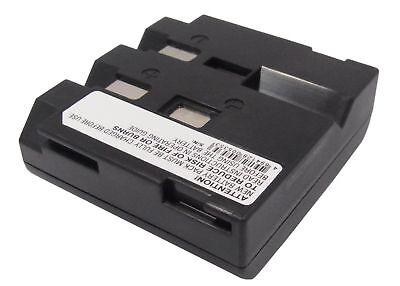 BATTERIA PREMIUM per Sharp vl-e720h VL-E96E VL-E780 vl-e66h VL-E630H vl-e66s