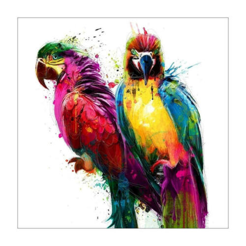 24 Pattern 5D DIY Full Drill Animal Diamond Painting Cross Stitch Embroidery Art