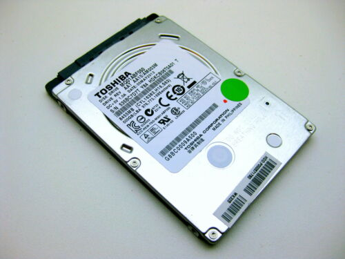 "Tested Toshiba MQ01ABF050 2.5/"" SATA 500 GB 5400 RPM"