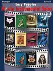 Easy Popular Movie Instrumental Solos: Trumpet by Alfred Publishing Company (Mixed media product, 2008)