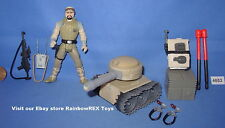 """Star Wars 2002 HOTH SURVIVAL ACCESSORY SET w/Rebel Soldier 3.75""""  Fig. COMPLETE"""