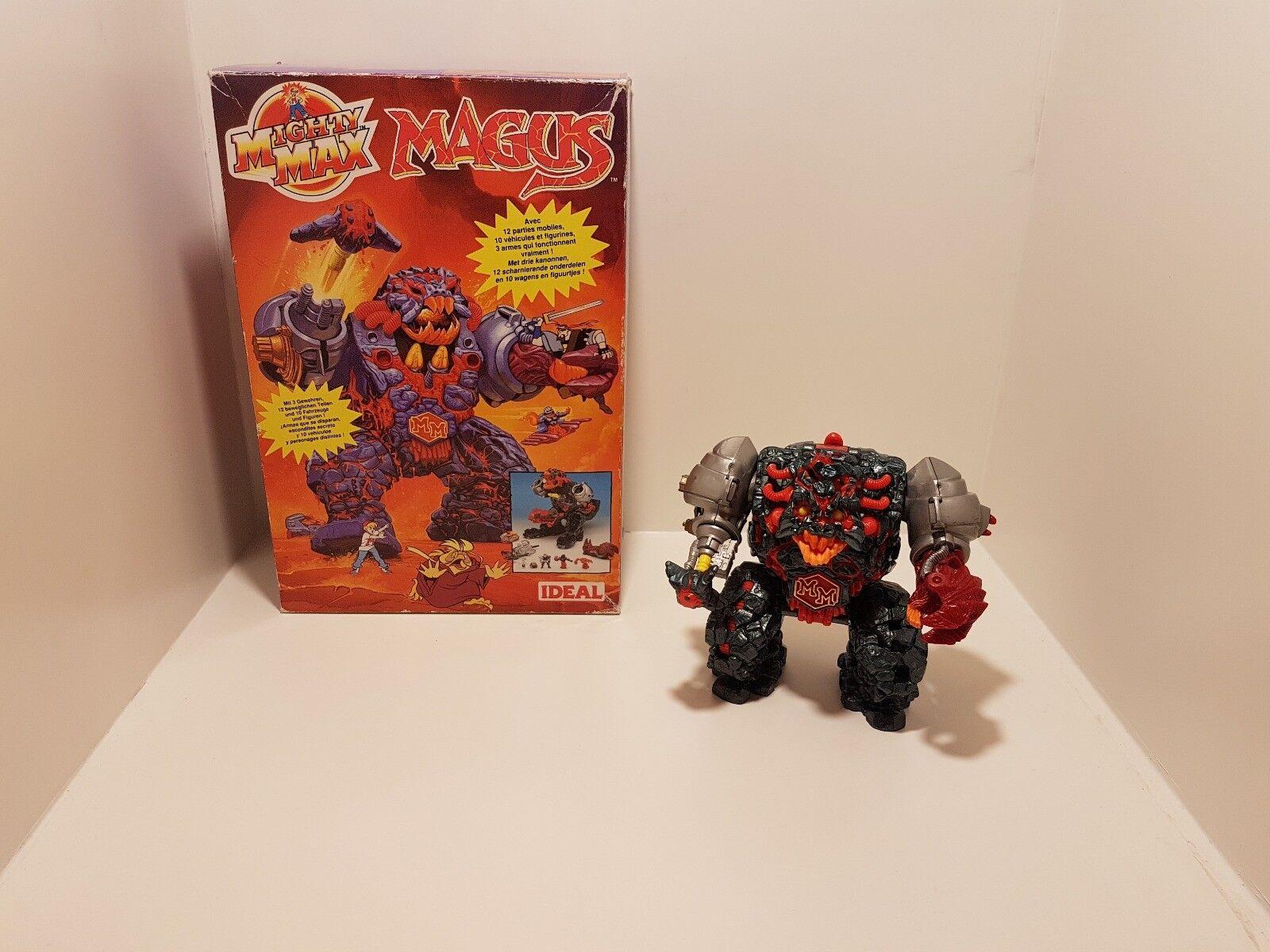 Mighty Max Blasts Magus Playset Vintage azione cifra blubird  1991 MIB 99%  basso prezzo del 40%